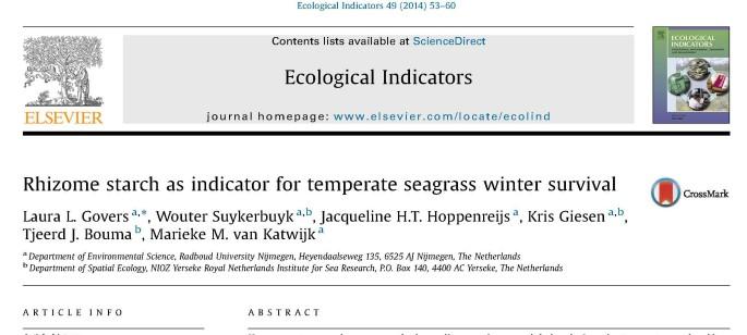 Govers et al. 2014 Ecol. Ind._Page_1